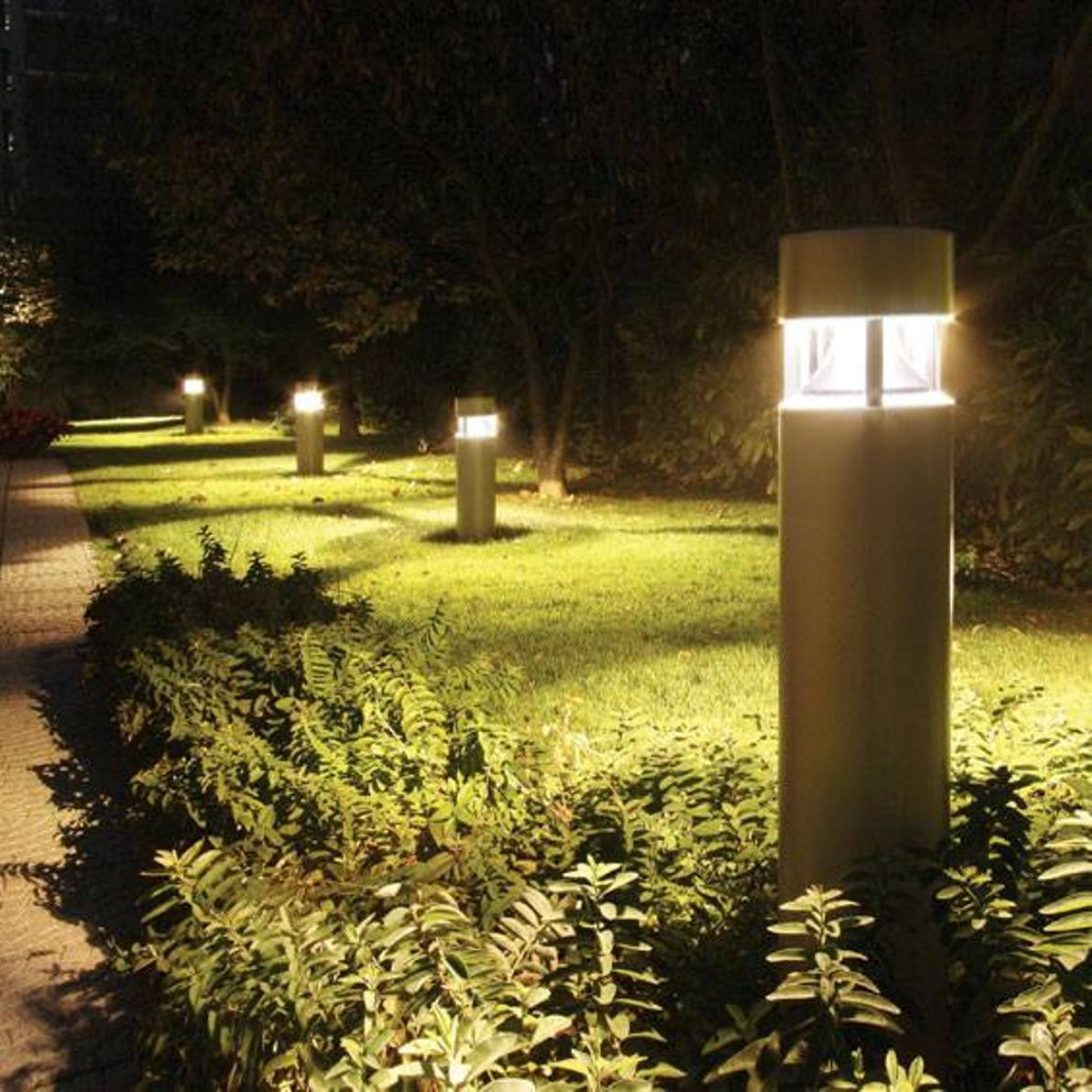Outdoor Christmas Lamp Post Led