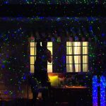 Outdoor Christmas Laser Lights Decoration
