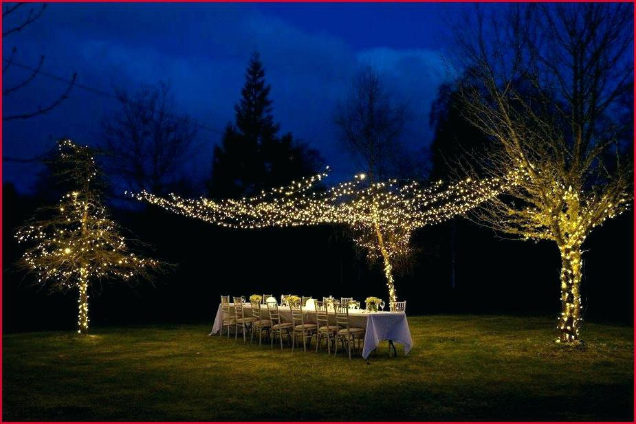 Image of: Outdoor Fairy Lights Battery Powered