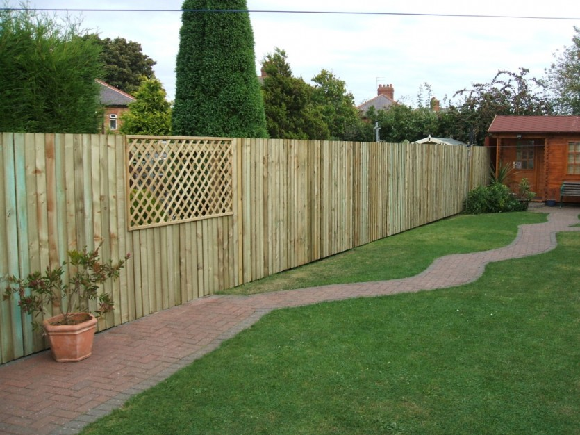 Picture of: Outdoor Fences Diy