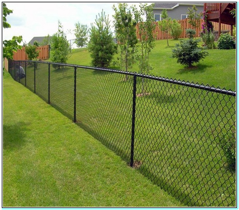 Picture of: Outdoor Fences Install