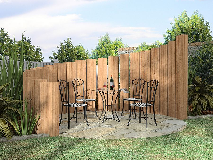 Picture of: Outdoor Fences Type