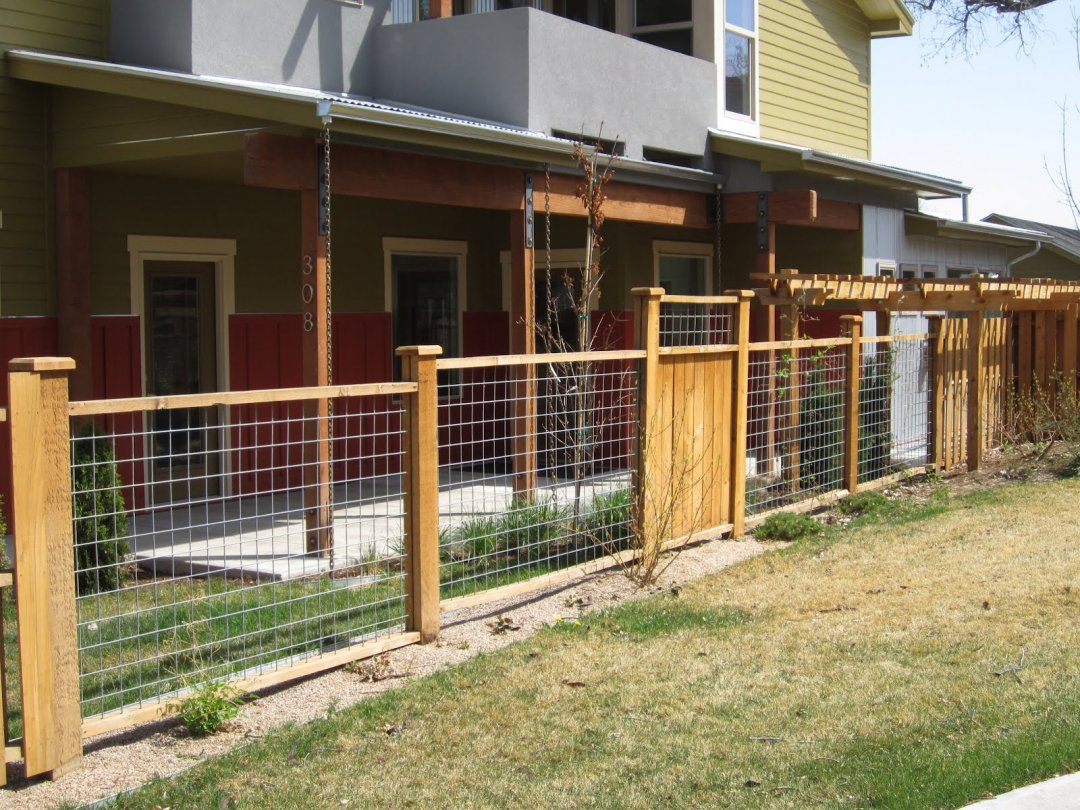 Picture of: Outdoor Fences Wire