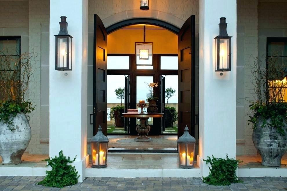 Picture of: Outdoor Gas Lights House