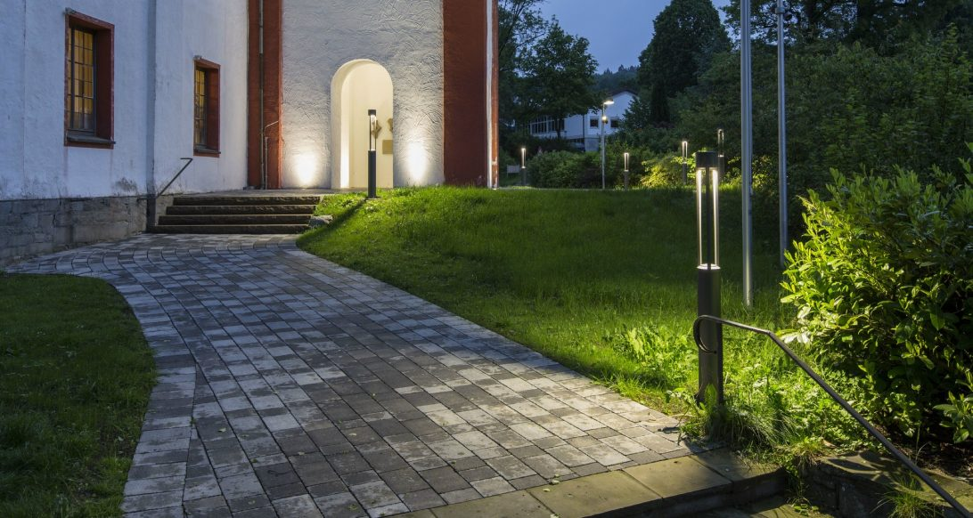 Picture of: Outdoor Gas Lights Install