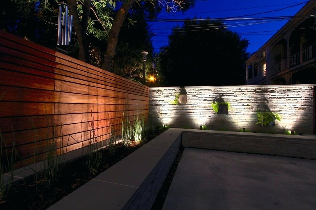 Picture of: Outdoor LED Flood Light Fixtures Motion