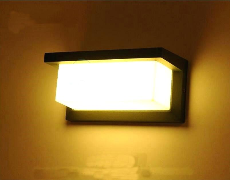 Picture of: Outdoor LED Lamp Design