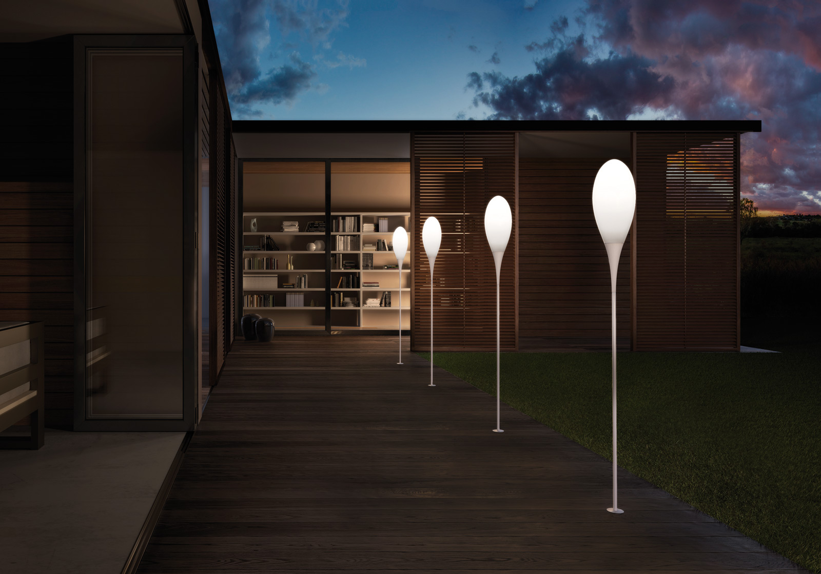 Picture of: Outdoor Lamp Post Accessories