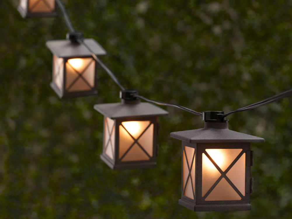 Picture of: Outdoor Lamp Post Lights