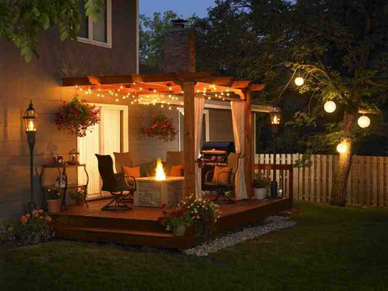 Picture of: Outdoor Lamps for Porches