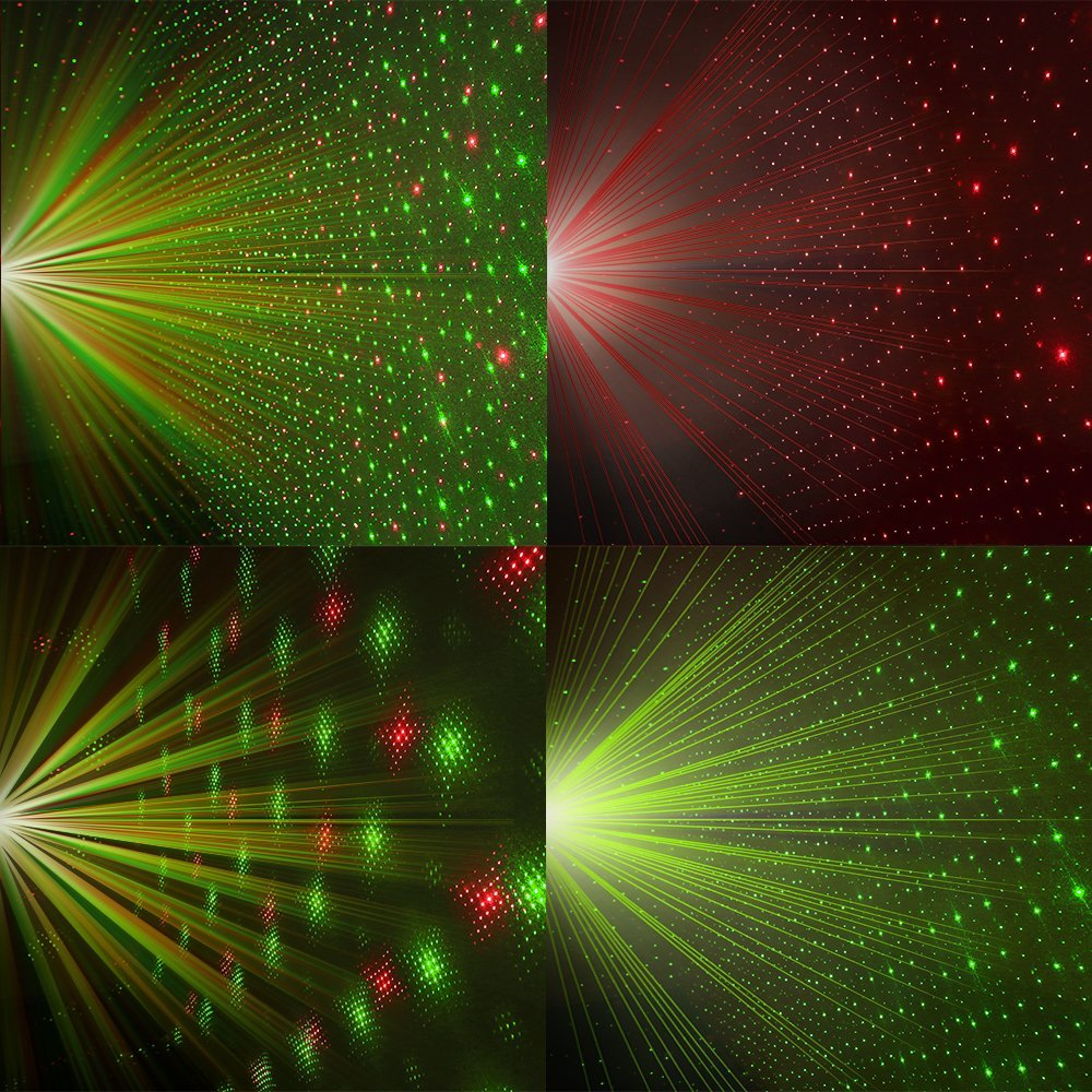 Picture of: Outdoor Laser Light Projector Color