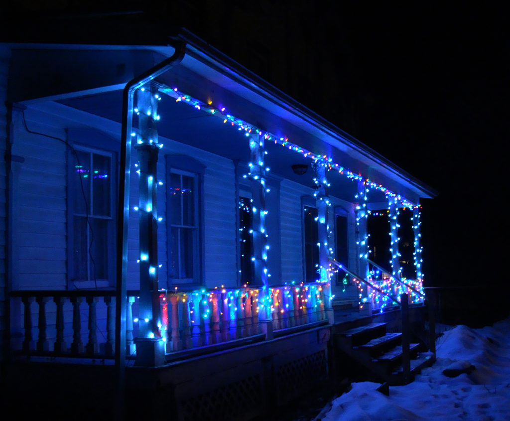 Picture of: Outdoor Laser Light Projector Decor