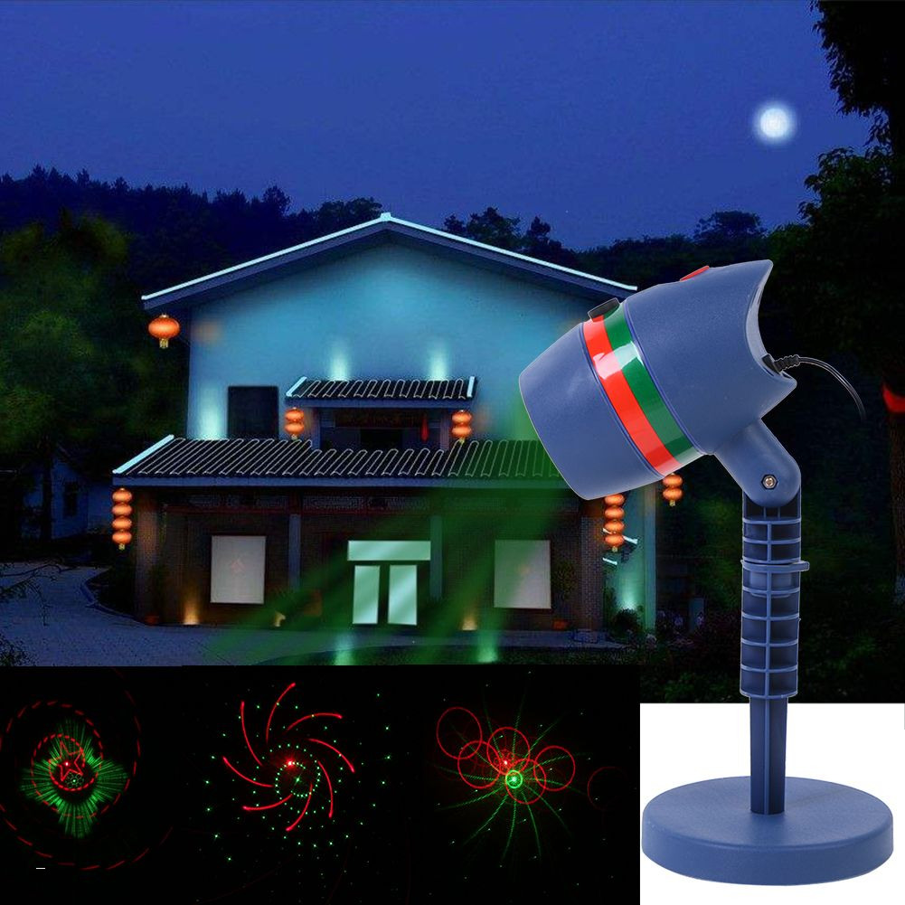 Picture of: Outdoor Laser Light Projector Model