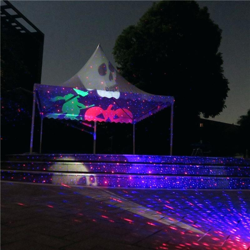 Picture of: Outdoor Laser Light Projector Style
