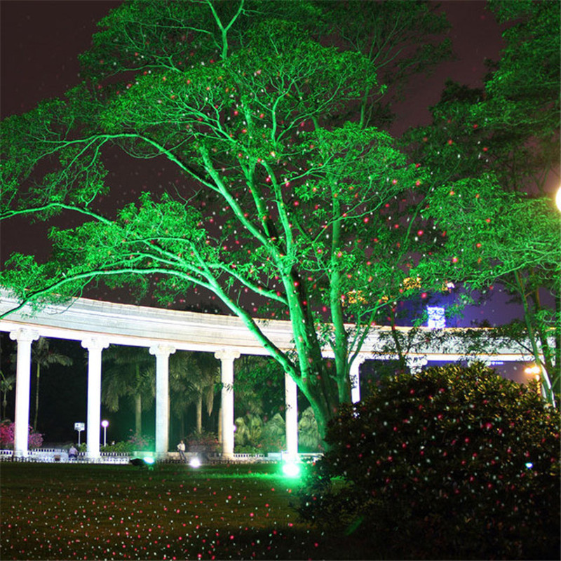 Picture of: Outdoor Laser Light Projector Tree