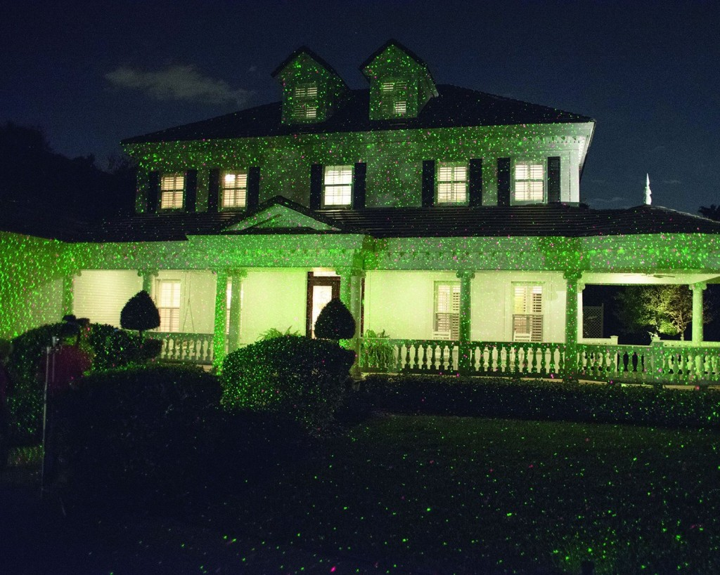 Picture of: Outdoor Laser Light Projector Yard