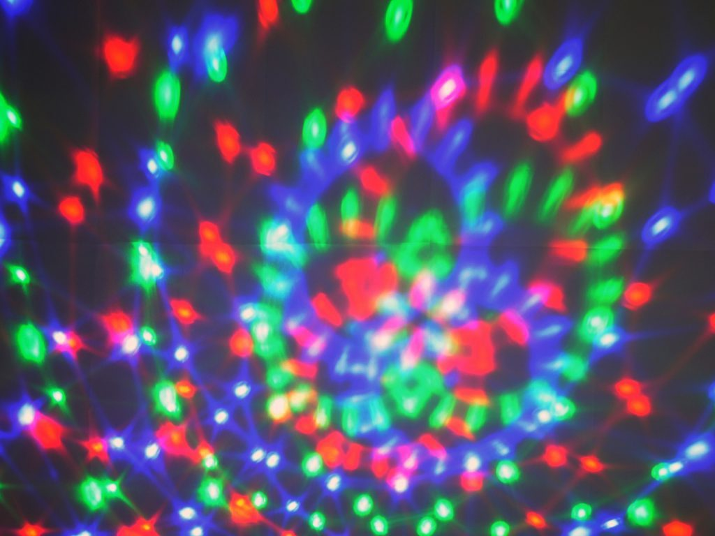 Picture of: Outdoor Laser Lights Calm