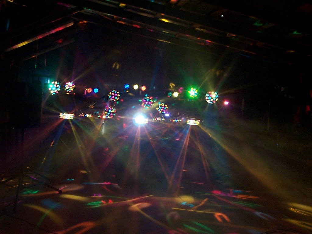 Picture of: Outdoor Laser Lights Dream