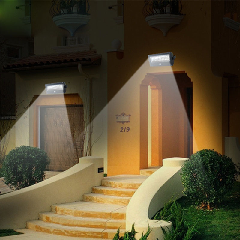 Picture of: Outdoor Led Flood Light Bulbs on Wall