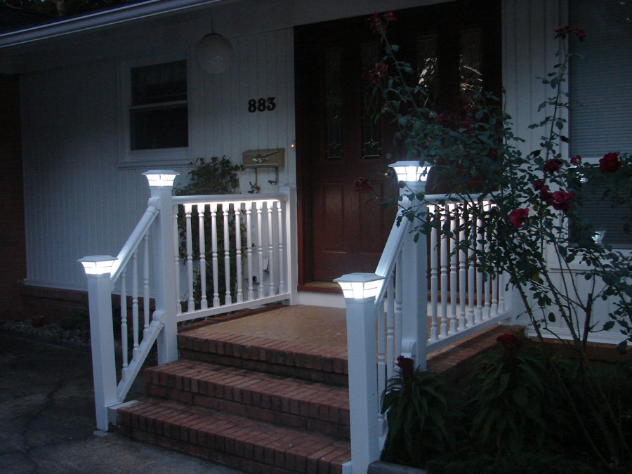 Picture of: Outdoor Led Light for Railing