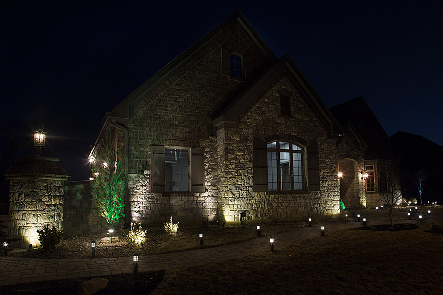 Picture of: Outdoor Led Lighting Type