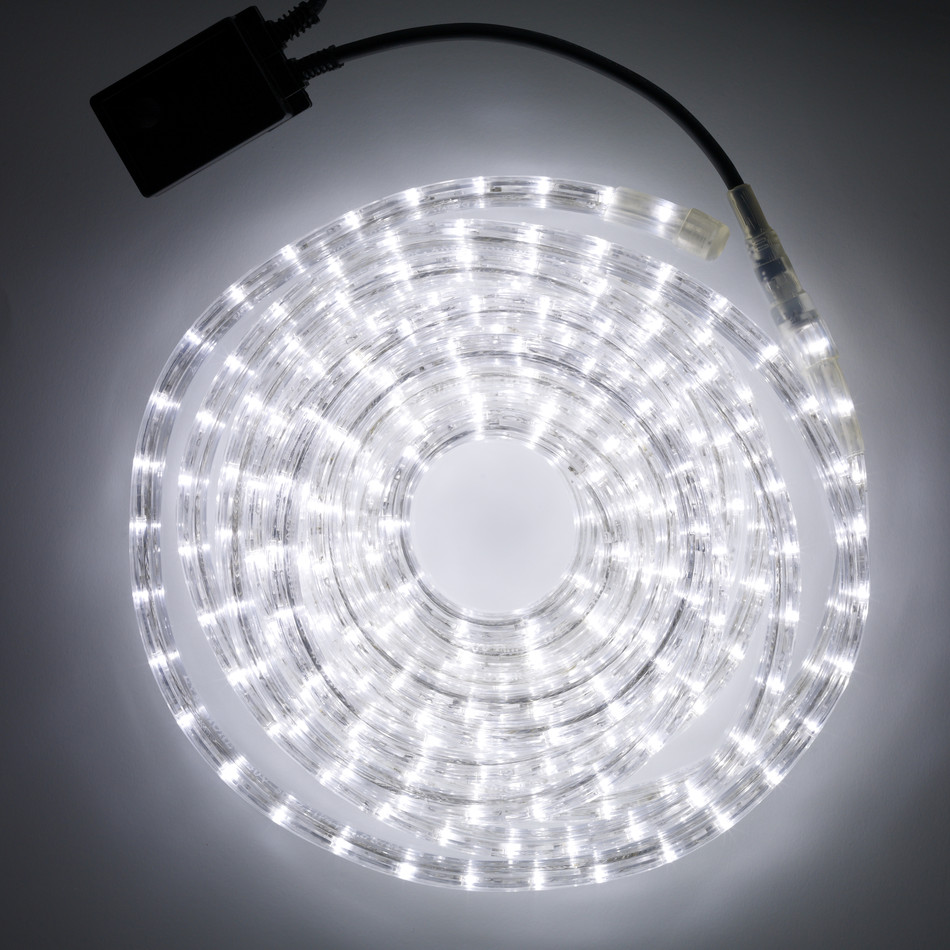 Picture of: Outdoor Led Rope Light White