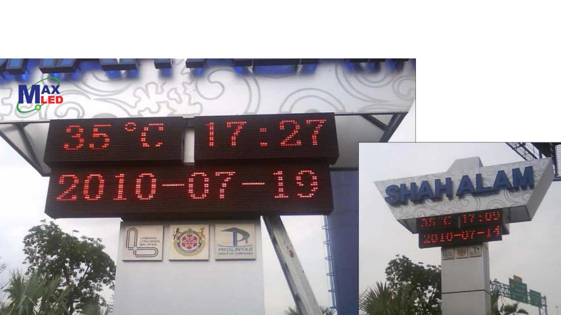 Picture of: Outdoor Led Sign Lighting Advertising