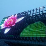 Outdoor Led Sign Lighting Display Screen Price