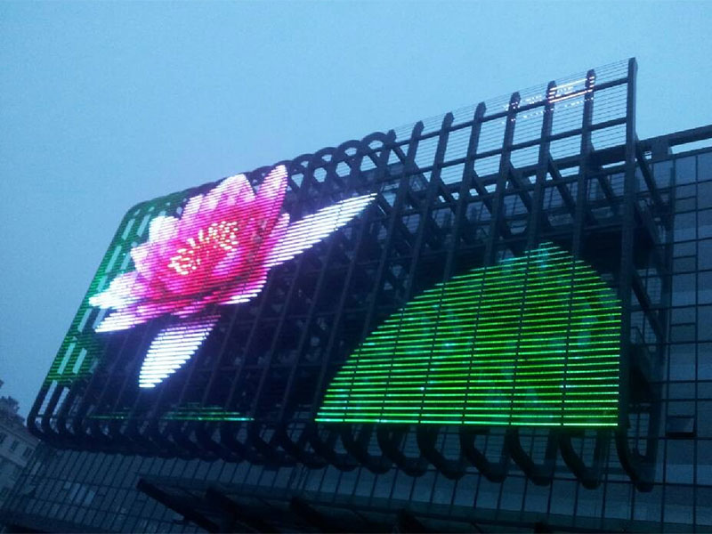 Picture of: Outdoor Led Sign Lighting Display Screen Price