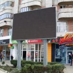 Outdoor Led Sign Lighting TV Screen