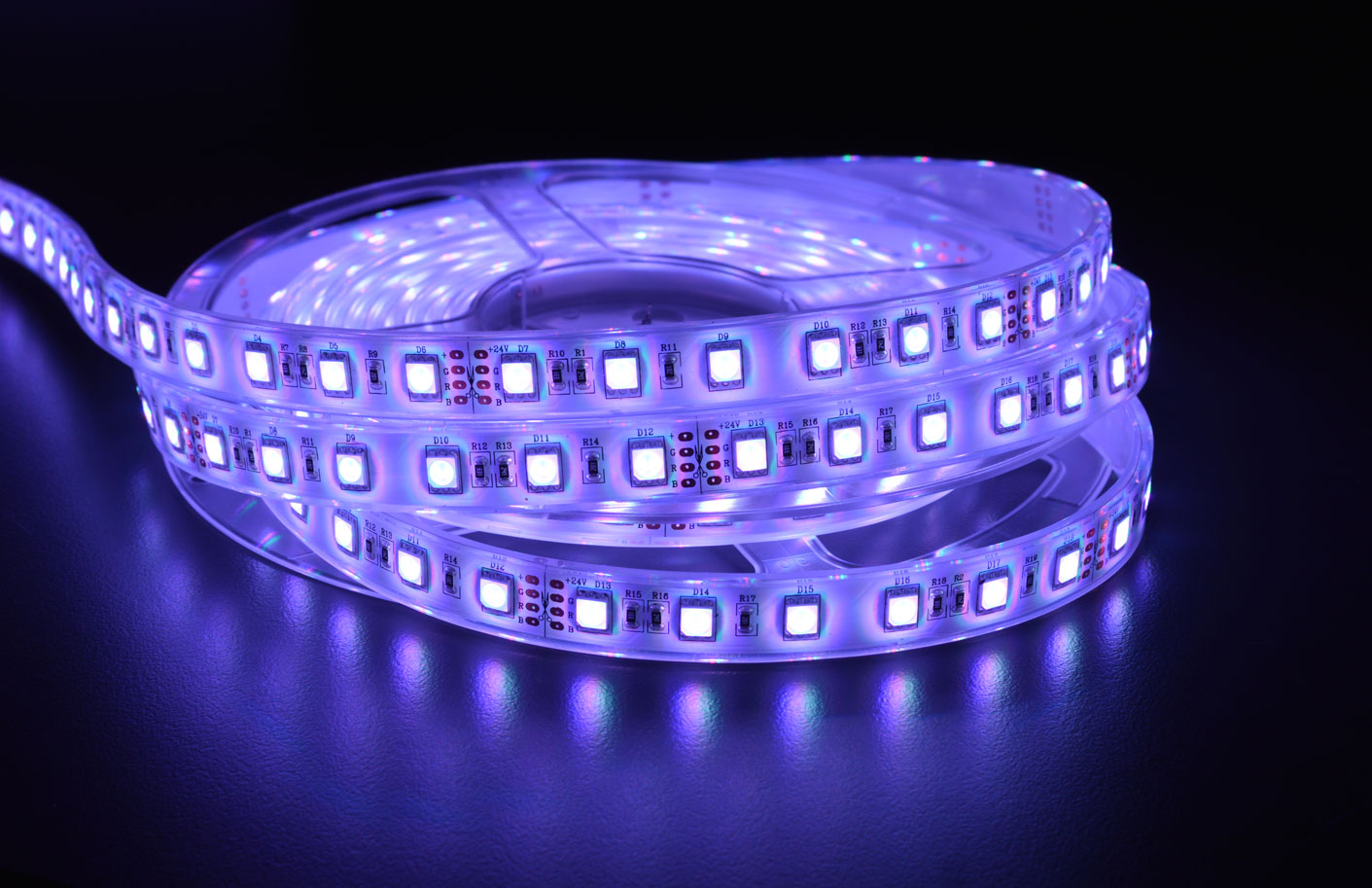 Picture of: Outdoor Led Strip Lights Colour