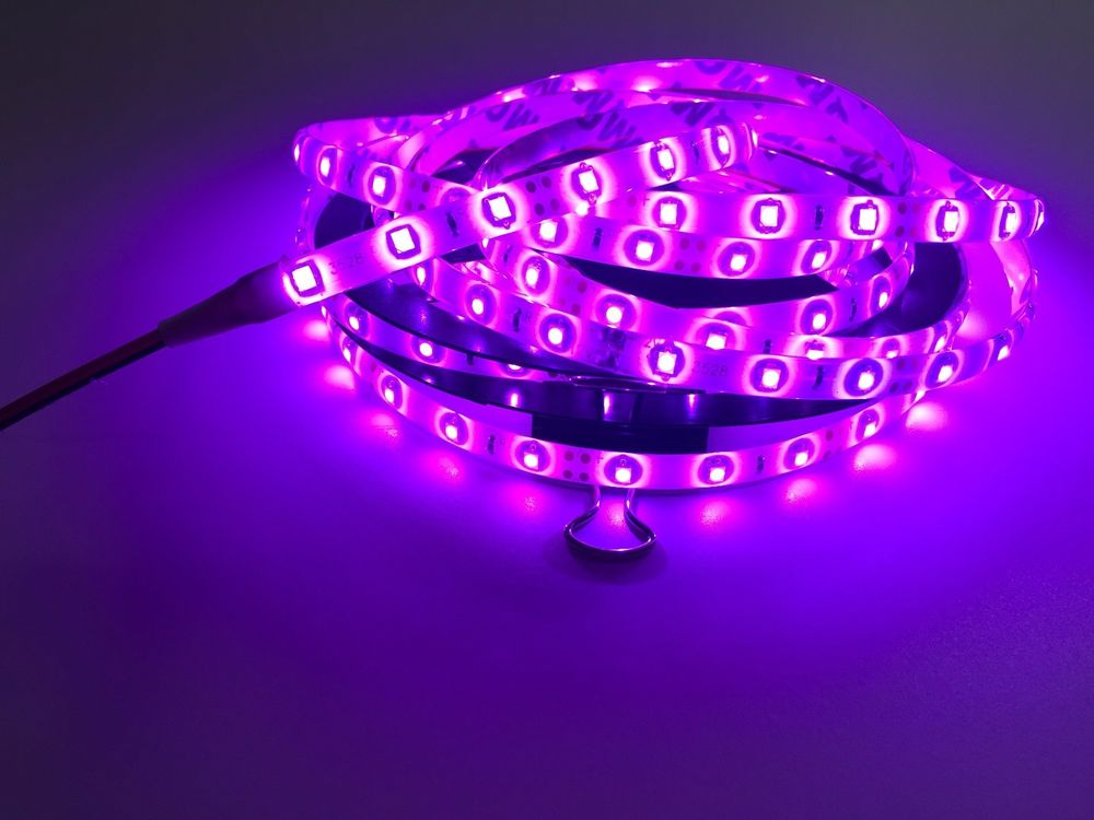 Picture of: Outdoor Led Strip Lights Decoration