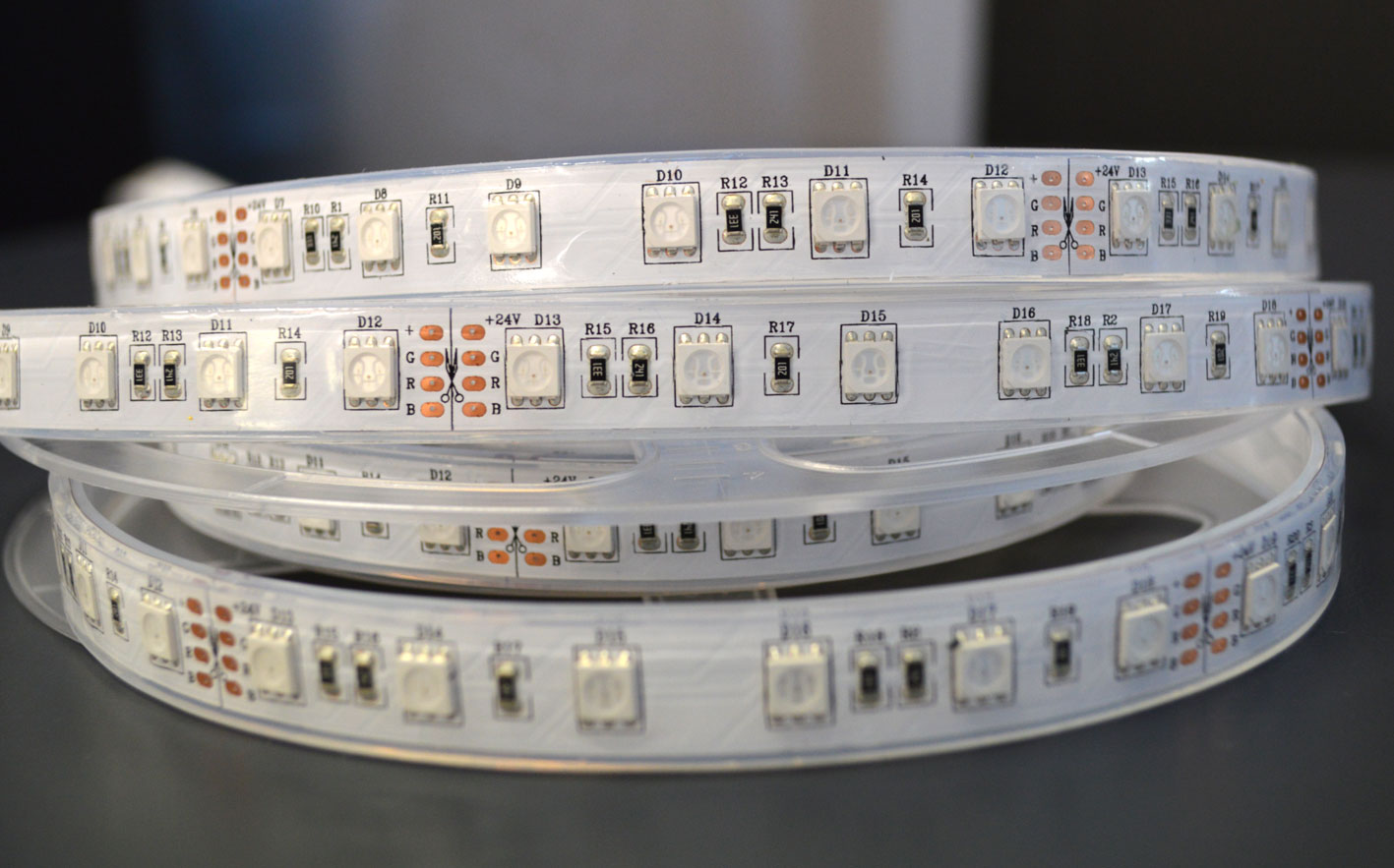 Picture of: Outdoor Led Strip Lights Low Voltage