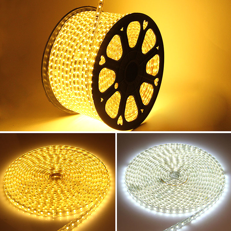 Picture of: Outdoor Led Strip Lights Waterproof Color