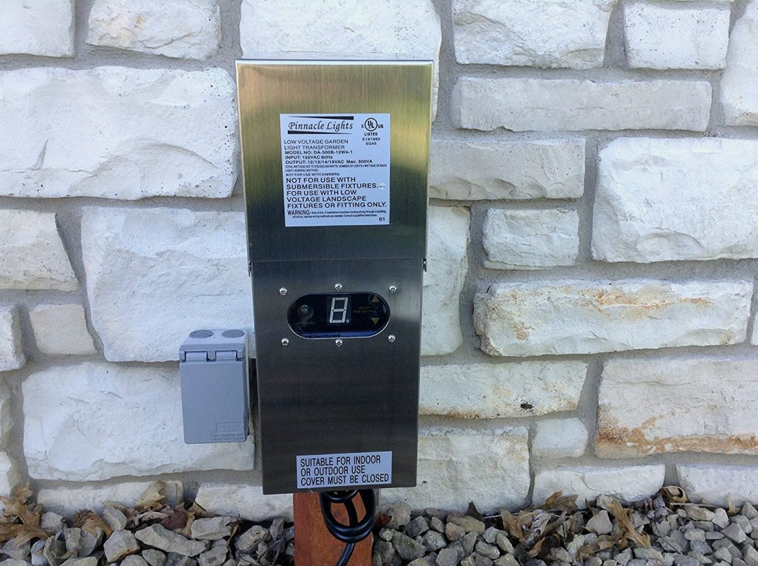 Picture of: Outdoor Lighting Transformer Remote Control