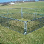 Outdoor Portable Dog Fence For Camping