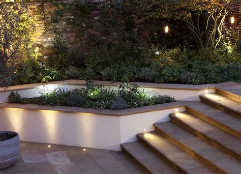 Picture of: Outdoor Sign Lighting Stair