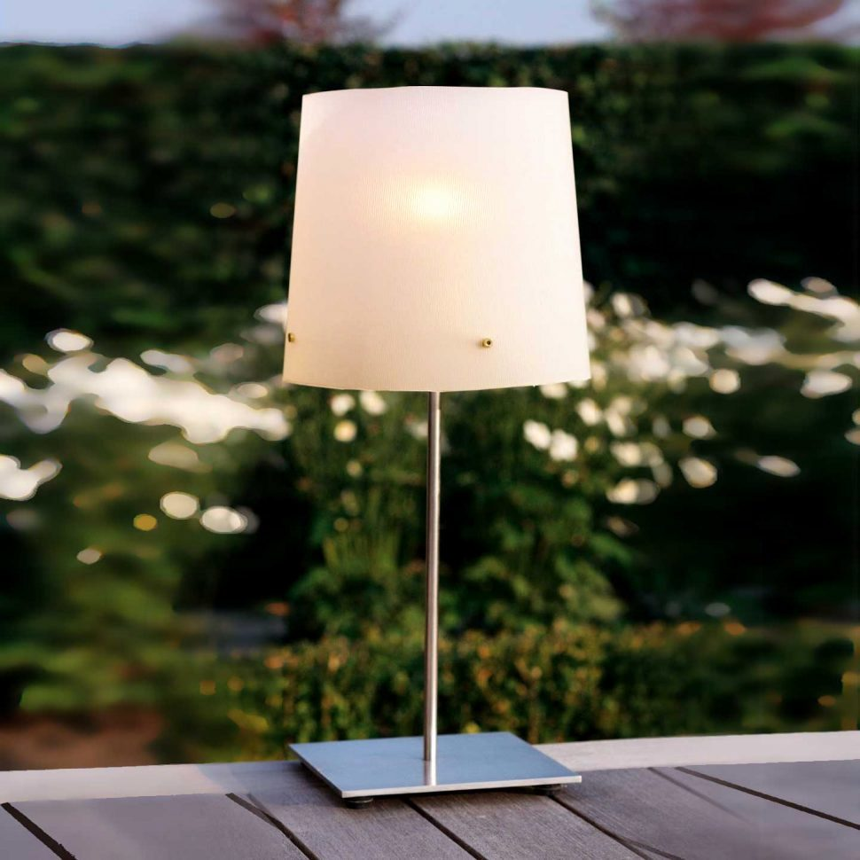 Outdoor Solar Table Lamp Ideas