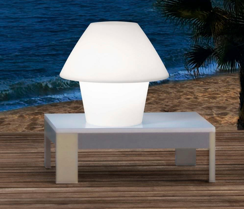Picture of: Outdoor Table Lamp Ideas