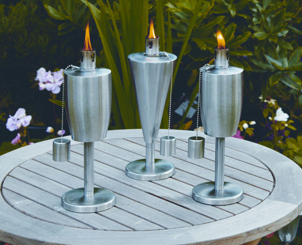 Picture of: Outdoor Table Lamps Cordless