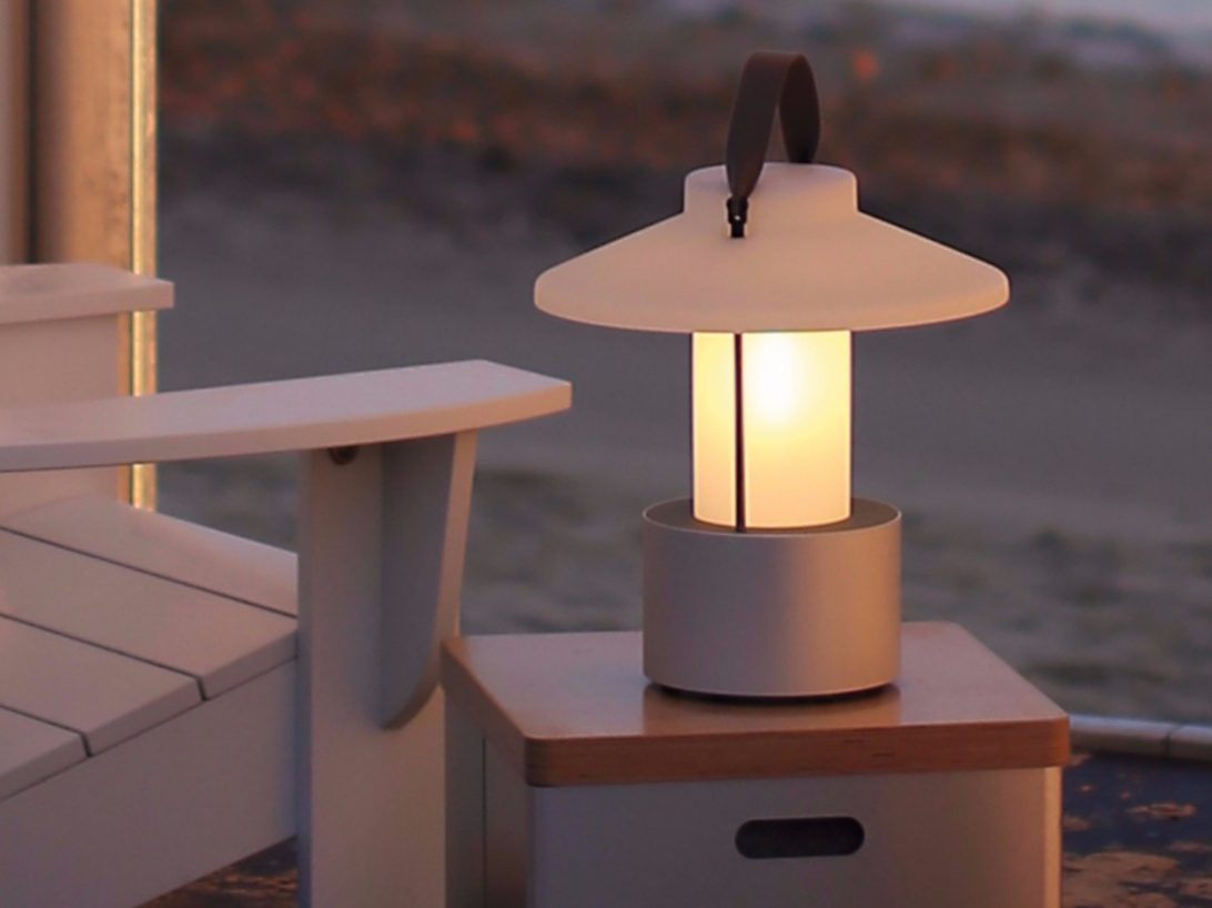 Picture of: Outdoor Table Lamps For Patio