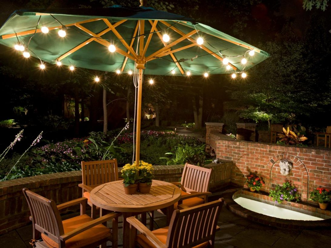 Picture of: Outdoor Table Lamps For Sale