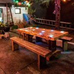 Outdoor Table Lamps Target