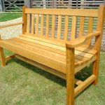 Outdoor Wooden Benches Types