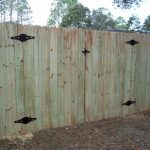 Painting A Pressure Treated Wood Fence