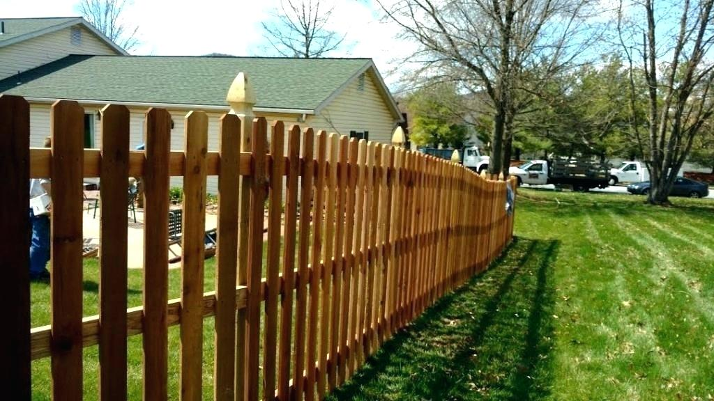 Picture of: Painting A Treated Wood Fence