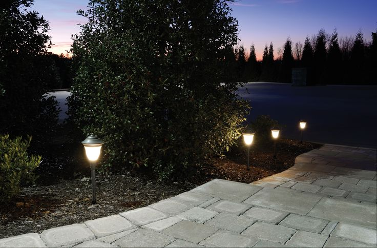 Picture of: Park Hubbell Outdoor Lighting