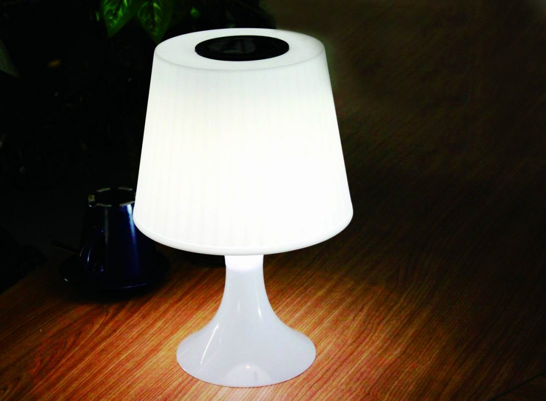 Patio Outdoor Solar Table Lamp