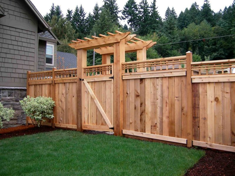 Picture of: Perfect Home Fence Ideas