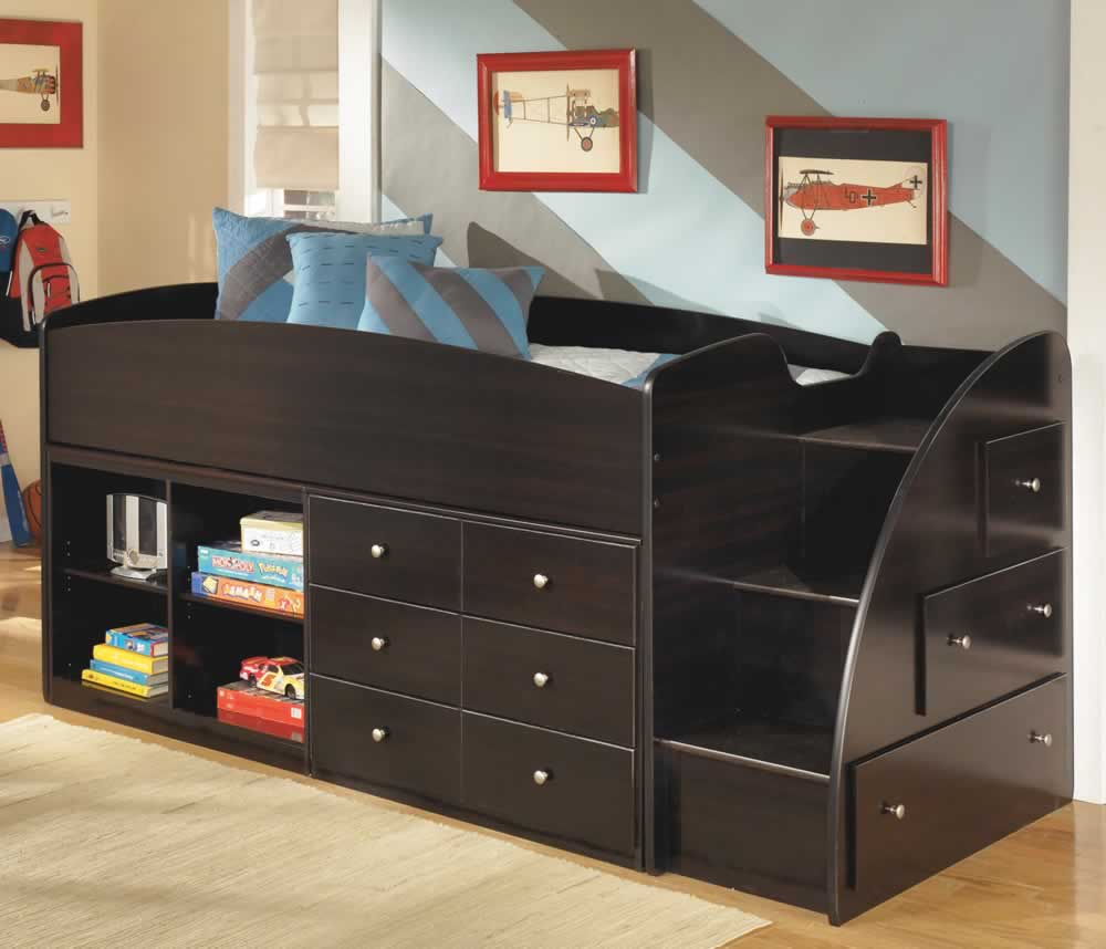 Perfect Loft Beds With Storage